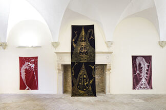 Luisa Mè: Fainting in freedom, installation view