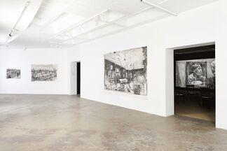 William Kentridge: City Deep, installation view
