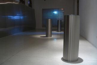 TRÁNSITOS - Rubén Castillo, installation view