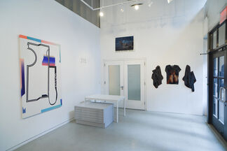 You Should Know When to Laugh, installation view