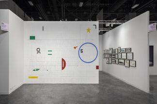 PROYECTOSMONCLOVA at Art Basel in Miami Beach 2017, installation view