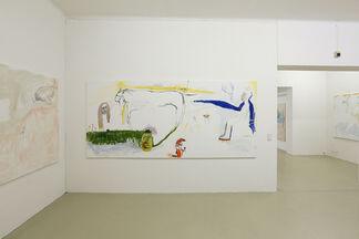 Janne Räisänen, installation view