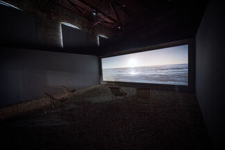 Andrew Salgado: A Room with a View of the Ocean, installation view