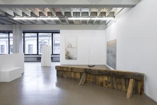 carlier   gebauer at Independent Brussels 2017, installation view