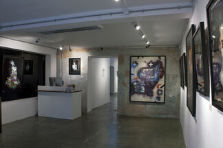 Snik 'Shadow Aspect', installation view