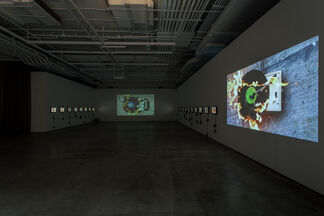 Odani Motohiko – Circle of Disruption at TKG+ (Taipei), installation view