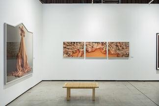 Cecilia Hillström Gallery at viennacontemporary 2018, installation view