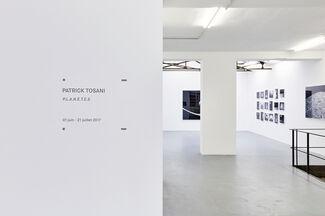 PATRICK TOSANI - P.L.A.N.È.T.E.S, installation view