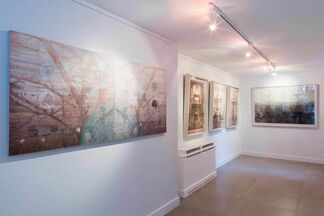 Bella Easton: These Outer Shells, installation view