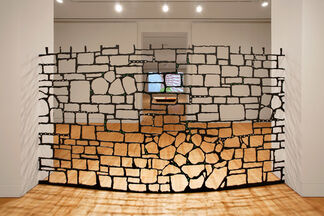 Leo Saul Berk: Structure and Ornament, installation view
