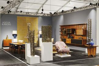 Hostler Burrows at Design Miami/ 2013, installation view