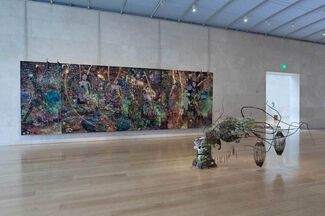 Elliot Hundley: The Bacchae, installation view