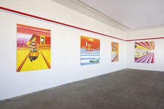 John Kørner : Crazy Watermelon Shipping, installation view