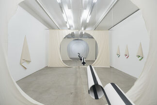 Circlevision, installation view