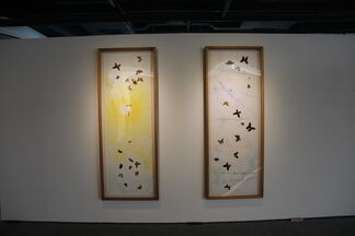 TEXT-URE, installation view