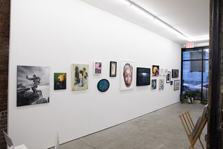 The Seventh Annual Supersonic Invitational, installation view