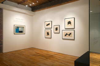 Timothy App: The Aesthetics of Precision, Forty-Five Years of Works on Paper, installation view