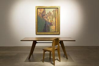 Carte Blanche to Ivor Braka, Frank Auerbach, Francis Bacon & Lucian Freud, installation view