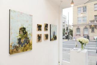 "John Wentz: ""Imprints"", installation view"