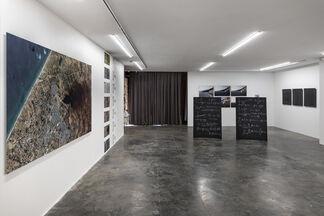 Pebbles, installation view