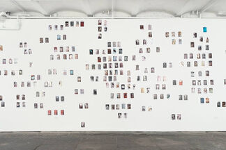 Aaron McElroy - 200 and something Notes, installation view