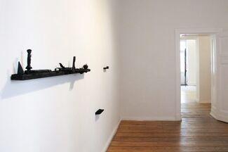 "Fabio Romano ""Find the Balance"", installation view"