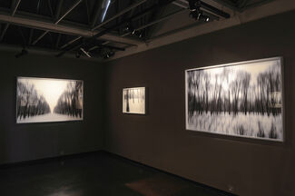 Charles March: Abstract & Intentional, installation view