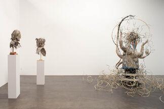 Mindy Alper, installation view