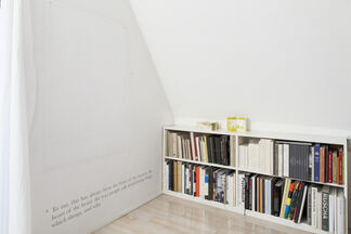 Don't Talk to Strangers, installation view