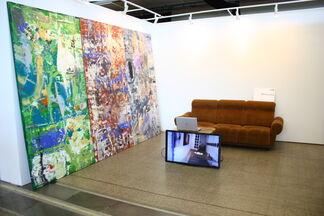Meno parkas at ArtVilnius'18, installation view