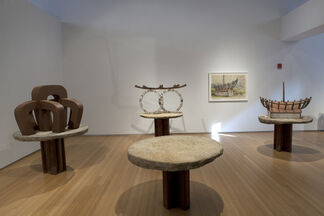Ilan Averbuch: The Lily Pond, installation view