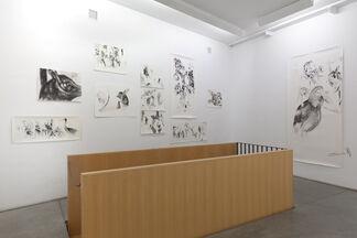 PER DYBVIG | Evig din, installation view