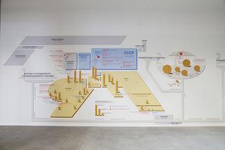 Field Research: A Progress Report, installation view