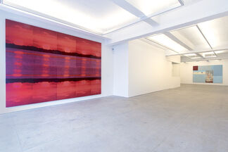 Amazons, installation view