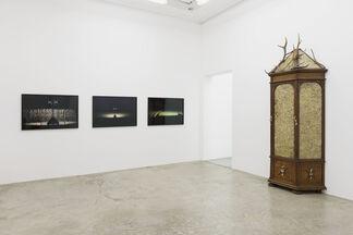 """Sticks and Stones May Break my Bones"", installation view"