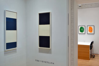 The Venetians, installation view