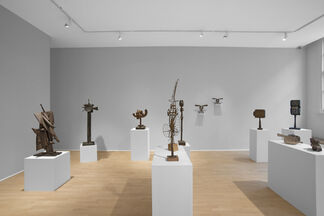 Shinkichi Tajiri, installation view