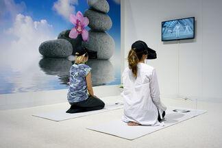 Annka Kultys Gallery at Code Art Fair 2017, installation view