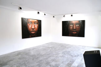 Tribal Markings, installation view