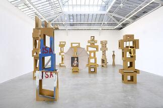Isa Genzken: Paris New York, installation view