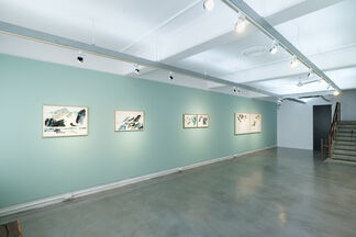 Recollection of Memories—Chih-Hung KUO Solo Exhibition, installation view
