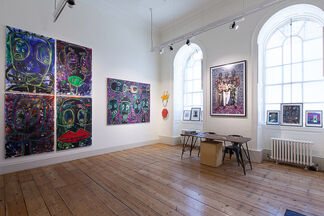 Jack Bell Gallery at 1:54 Contemporary African Art Fair London 2015, installation view