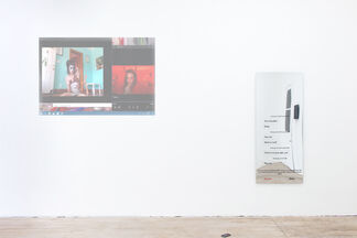 I'm Just Happy to Be Here, installation view