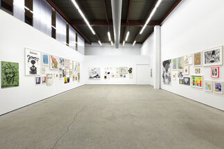 Drawing Island, installation view