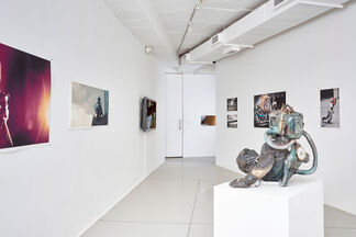 Post African Futures, installation view