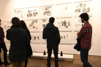 THE MINOR THIRD / ANDREW IACOBUCCI, installation view