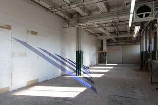 MEGALODON, installation view
