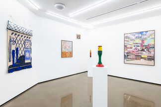 Contemporary Visions 2019, installation view