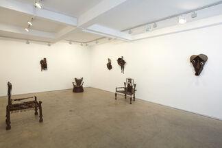 Gonçalo Mabunda, When I Get Green, installation view