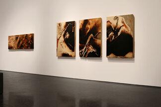 "Yechel Gagnon - ""Midwinter Thaw"", installation view"
